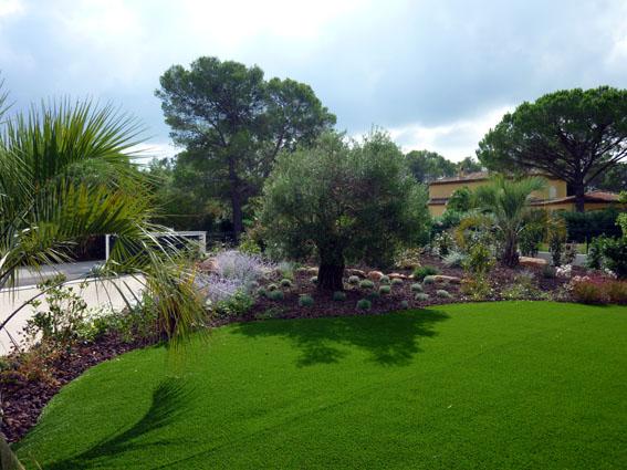 Culture paysage - Création de jardins